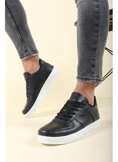 Oksit Spor Ayakkabı Siyah